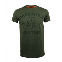 Jagdstolz HerrenT-Shirt College Green