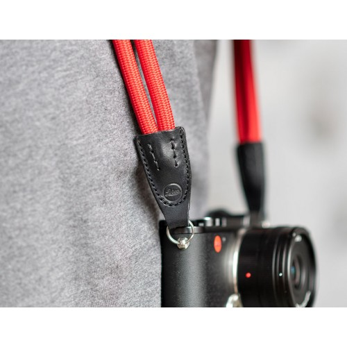 Leica Double Rope Strap created by COOPH, red, 126cm, SO