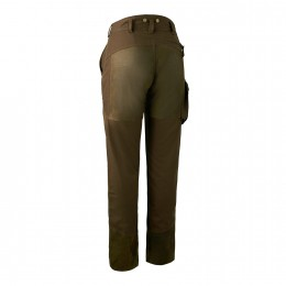 Deerhunter Lady Mary Paris Lederhose Walnut