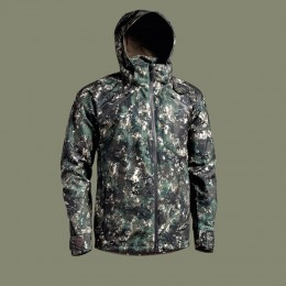 Northern Hunting Skjold Ask Herren Jacke Camouflage