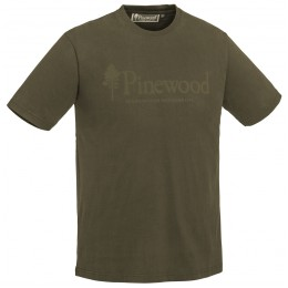 Pinewood T-Shirt Outdoor Life helloliv