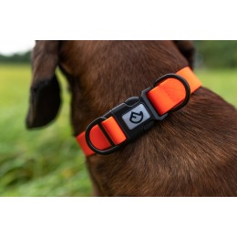 Farm-Land Halsband Verstellbar Signalorange