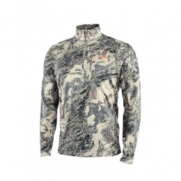 Sitka Shirt SCORE Mid Wt Zip-T Optifade Open Country