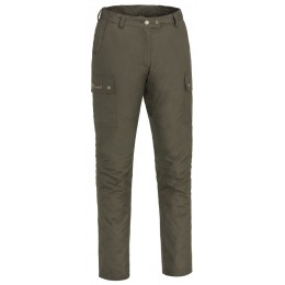 Pinewood Damen Hose Finnveden Tight Dunkel Oliv
