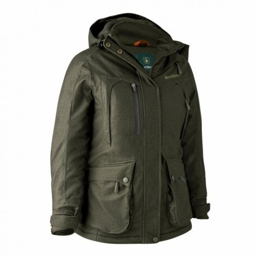 Deerhunter Damen Winter-Jagdjacke Lady Raven Elmwood