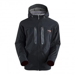 Sitka Herren Softshelljacke Jetstream Black