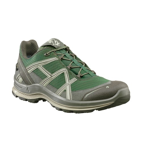 HAIX Herren Outdoorhalbschuh BLACK EAGLE Adventure 2.1 GTX low/olive-rock
