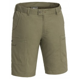 Pinewood Herren Shorts Tiveden TC Stretch Oliv