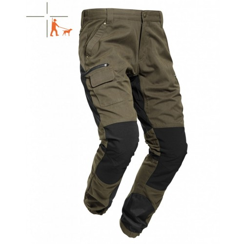 Chevalier Herrenhose Arizona Pro Tobacco/ Schwarz